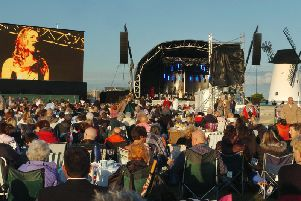 Lytham Green is getting connected thanks to Lytham Festival