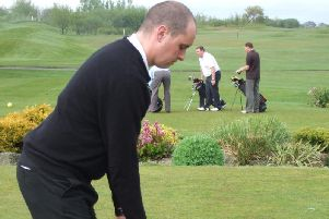 Academy tutor Alistair Taylor will offer his advice to golfers sending him videos of their swing