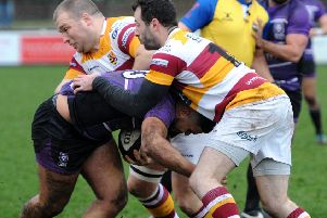 Fylde got the better of Leicester Lions last weekend