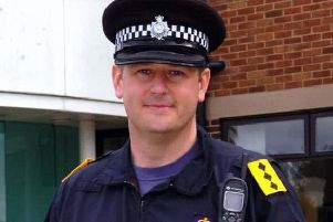 Special constable numbers are down, but hours volunteered are up