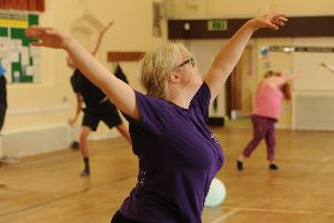 DanceSyndrome is one pf the groups taking part in U.Dance NW