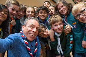 Listening is a vital skill, says actor Warwick Davis