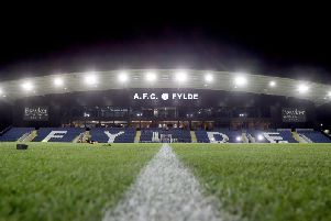 Andrew Barnbrook, 37, stole the money while working for AFC Fylde, who are currently fourth in football's National League