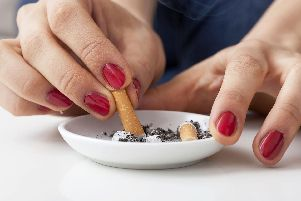 Smokers are being offered help to quit