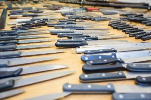 The surge in knife crime is concerning readers