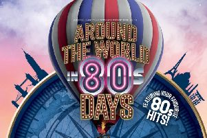 Around the World in 80s Days