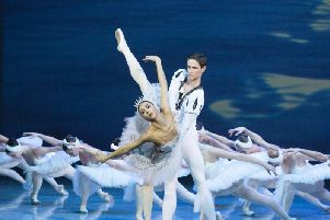 Swan Lake by The Russian State Ballet of Siberia