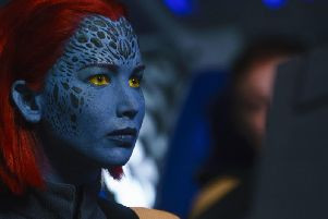 Now showing: X-Men - Dark Phoenix