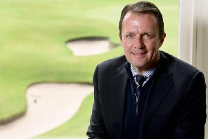 David MacLaren brings Europe's biggest senior golf event to Royal Lytham and St Annes in four weeks