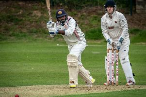 Blackpool's Lahiru Madushanka had an unexpected call-up for Emerging Sri Lanka'Picture: TIM GILBERT / PRESTON PHOTOGRAPHIC SOCIETY