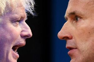 What are your views on the two prospective Tory leaders and Prime Ministers?