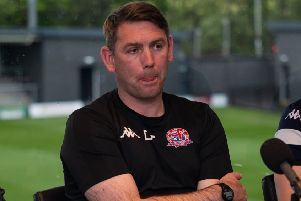 AFC Fylde boss Dave Challinor saw his side draw at Bromley