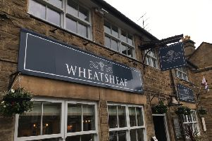 The Wheatsheaf in Bakewell