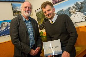Vertebrate Publishing has released Kinder Scout: the peoples mountain by photographer John Beatty and writer Ed Douglas. Photo: John Coefield.