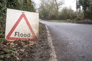 Flooding is a serious concern