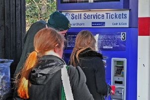 Northern said most of its stations on penalty fare routes offer customers the opportunity to purchase tickets before they travel.