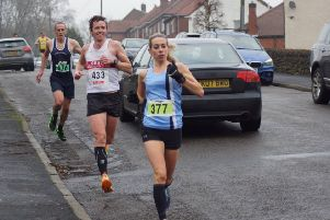 Chtristmas Day Parkrun leads to personal best for Matlock runner