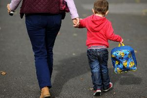 One in seven children in Derbyshire are being raised by a single parent
