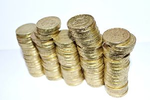 Pound coins. Photo by Pixabay