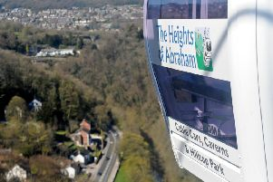 Council agrees £10,000 land deal for new Heights of Abraham access way