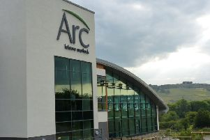 Freedom Leisure has begun work on an �880,000 upgrade of facilities at Arc Leisure Matlock