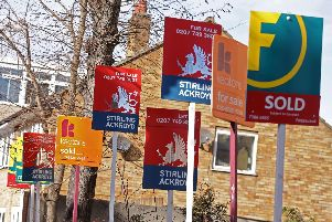 House prices declined by 0.2% in January.