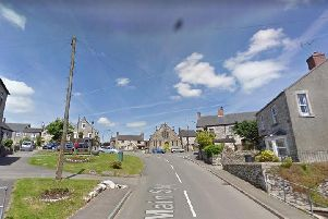 The village of Middleton-by-Wirksworth.