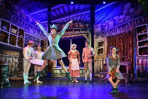 Elves & The Shoemaker performed by Northern Ballet. Photo by Brian Slater.