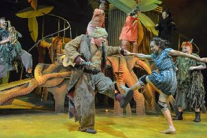 The Jungle Book is the latest unmissable smash hit family show at Derby Theatre