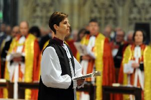 Ceremony details revealed for installation of the new Bishop of Derby