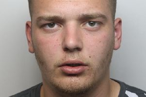 Driving offender Connor Woodford, 21, of Model Village, Creswell, has been jailed for 12 weeks after he failed to comply with his community order.
