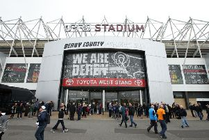 Derby are closing in on their latest transfer target.
