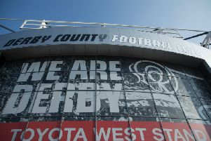 The new season is edging ever close at Pride Park.