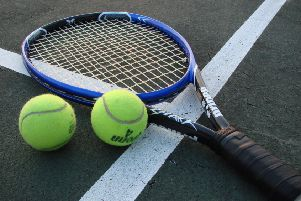 Derbyshire Dales council hosts Matlock 'rusty rackets' tennis sessions