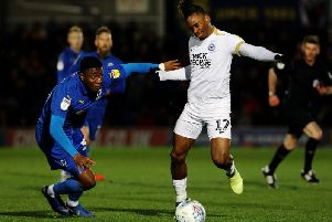 Ivan Toney is wanted by Barnsley.