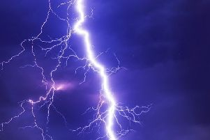 Thunderstorms set to hit our area- triggering possible travel disruption and flooding