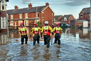 Despite a huge increase in flooding, funding has risen only 3m.