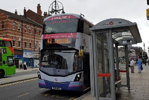 Restrictions on the use of concessionary bus passes have been lifted for the next month to help elderly people access shops and supermarkets earlier in the day.