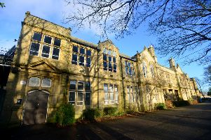Whitcliffe Mount School. (D513B402)