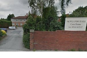 LETTER: Newlands Hall care home is a 'safe and caring environment'