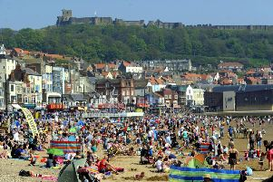 The warm weather is set to continue into next week in Yorkshire