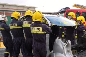 The West Yorkshire Fire and Rescue Service project will focus on 15 people.