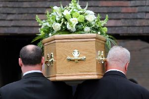 Services: Kirklees Council spent a total of �13,711 on public health funerals.