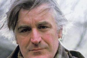 Mytholmroyd-born Ted Hughes