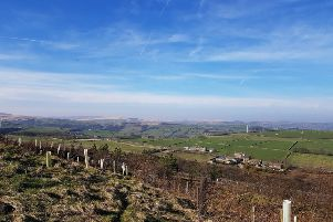 Enjoy some stunning views with a walk though Kirklees