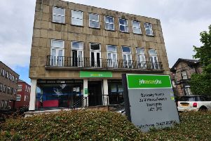 Harrogate job centre. Picture by Gerard Binks.