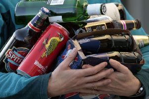 Alcohol-related cancers affect men more in Kirklees.