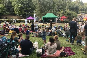 The Friarwood Festival is a great day out for all the family.