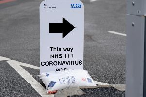 The number of confirmed coronavirus cases in Yorkshire is 1775, according to Public Health England.