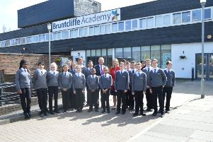 Big turnaround for Bruntcliffe Academy